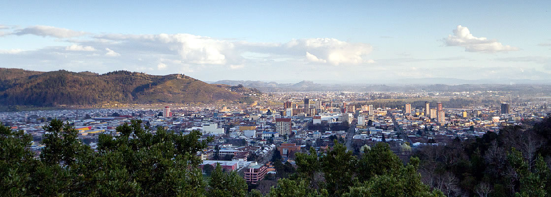 Temuco and its Surroundings